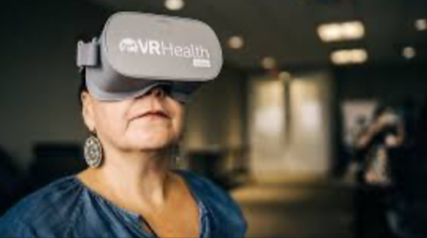 Virtual reality applied to mental health