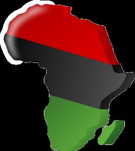 Pan Afican Flag